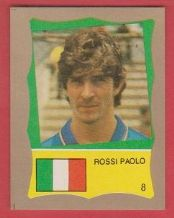 Italy Paolo Rossi A.C Milan